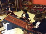 Andean Weavers by Steven Eric Byrd