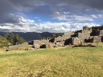 Sacsayhuaman by Steven Eric Byrd