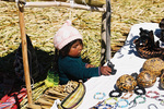 Little Girl from Lake Titicaca