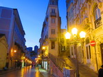 Coimbra downtown by Steven Eric Byrd