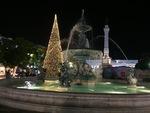 Christmas in Lisbon by Steven Eric Byrd