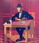 Fernando Pessoa by Steven Eric Byrd