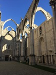 Convento do Carmo by Steven Eric Byrd