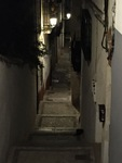 Alleyways of Granada by Steven Eric Byrd