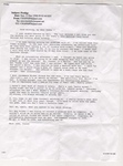 Email from Joanne Murphy to Donna Loring, 1998 December 13.