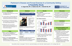 Parkinson's Disease and Forced Exercise in a Community Setting: A Feasibility Study by Alati Gagne, Sarabeth Makins, and James Walrath