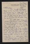 Letter from Barbara Banker to her mother, 1936 May 25 by Barbara Banker Kamar