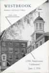 125th Anniversary Celebration, Westbrook Seminary and Junior College, June 2, 1956