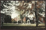 Abplanalp Library and Alumni Hall, Westbrook College, ca. 1990
