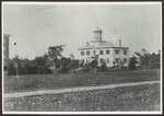 The Seminary Building, Westbrook Seminary, ca.1870 by M. F. King