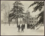 Alumni Hall, Westbrook Seminary and Junior College, ca.1929