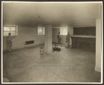 Alumni Hall, Westbrook Junior College, Renovations, 1940, Study-Lounge
