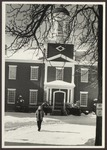 Alumni Hall, Westbrook Junior College, Winter 1950s
