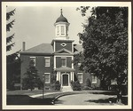 Alumni Hall, Westbrook Junior College, Summer 1960s