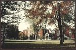 Alumni Hall, Westbrook College, Fall 1987