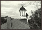 Alumni Hall Bell Tower, Westbrook College, 1983