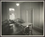 Classroom, Hersey Hall, Westbrook Junior College, 1940s