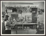 Arts and Crafts Classroom, Westbrook Junior College, 1954