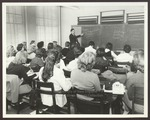 Classroom, Proctor Hall, Westbrook Junior College, 1950s