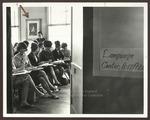 Classroom, Alumni Hall, WestbrookJunior College, 1960s