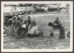 Outdoor Classroom, The Green, Westbrook College, 1970s