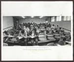 Blewett 6 Classroom, Blewett Science Center, Westbrook College, mid 1970s by Ellis Herwig