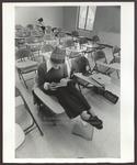 Classroom, Westbrook College, 1970s