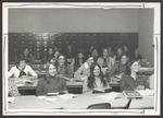 Seminar Style Classroom, Westbrook College, 1970s