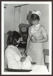 Hospital Room as Classroom, Westbrook College, 1970s