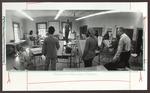 Art Classroom, Alumni Hall, l970s by ellis Herwig
