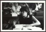 Classroom, Westbrook College, 1980s