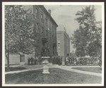 Goddard Hall and Hersey Hall, Westbrook Seminary, ca.1880