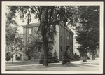 Goddard Hall and Hersey Hall, Westbrook Seminary, ca.1920s-1930s by Jason White Studio