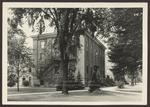 Goddard Hall and Hersey Hall, Westbrook Seminary, ca.1920s-1930s by Jason White Studio