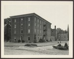 Goddard Hall, The Annex and Hersey Hall, Westbrook Junior College, ca.1940s
