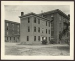 Goddard Hall, The Annex, Hersey Hall. Westbrook Junior College, ca.1920s, 1930s.