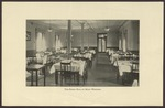 Goddard Hall, Dining Hall, Hersey Hall, Westbrook Seminary and Junior College, 1929.