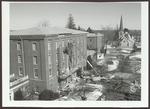 Hersey Hall Exterior Renovations, Westbrook College Campus, UNE, 2001