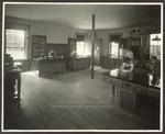 Chemistry Laboratory, Alumni Hall, Westbrook Junior College, late 1930s