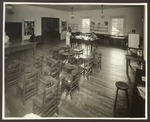 Biology Laboratory, Alumni Hall, Westbrook Junior College, late 1930s