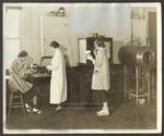 Medical Secretaries' Laboratory, Alumni Hall, Westbrook Junior College, 1940s