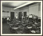 Medical Secretaries' Laboratory, Alumni Hall, Westbrook Junior College, 1949