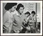 Chemistry Laboratory, Westbrook Junior College, 1951