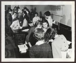 Chemistry Class, Westbrook Junior College, 1951