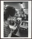 Laboratory, Blewett Science Center, Westbrook College, 1970s