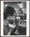 Laboratory, Blewett Science Center, Westbrook College, 1970s by Ellis Herwig Photography