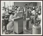 Dental Hygiene Clinic, Westbrook Junior College, late 1960s