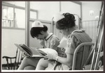 Westbrook Junior College Nursing Students in Clinic, mid 1960s