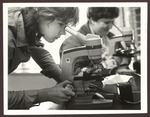 Laboratory, Blewett Science Center, Westbrook College, 1980s