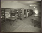 """""""New College Library,"""" Hersey Hall, Westbrook Junior College, 1935"""